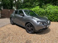 "USED 2015 15 NISSAN JUKE 1.2 TEKNA DIG-T 5d 115 BHP 2 OWNERS FULL HEATED LEATHER REAR/SIDE CAMERAS SAT NAV 18"" ALLOY"