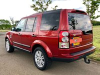 USED 2010 10 LAND ROVER DISCOVERY 3.0 4 TDV6 HSE AUTO 245 BHP 7 SEATER 5 DR ESTATE HUGE SPEC+CAMBELT/TURBOS REPLACED+