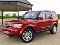 2010 LAND ROVER DISCOVERY 3.0 4 TDV6 HSE AUTO 245 BHP 7 SEATER 5 DR ESTATE £14449.00