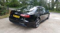 USED 2015 AUDI A6 3.0 TDI QUATTRO BLACK EDITION 4d AUTO 315 BHP ZERO DEPOSIT FINANCE AVAILABLE