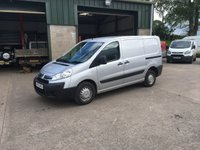 2012 CITROEN DISPATCH 1.6 1000 L1H1 ENTERPRISE HDI 1d 89 BHP £4750.00