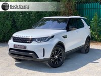 USED 2017 17 LAND ROVER DISCOVERY 5 3.0 TD6 HSE 5d AUTO 255 BHP VAT QUALIFYING