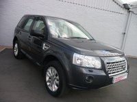 USED 2010 60 LAND ROVER FREELANDER 2.2 TD4 HSE 5d AUTO