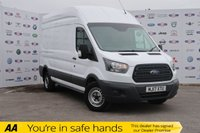 USED 2017 17 FORD TRANSIT 2.0 350 L3 H3 P/V DRW 1d 129 BHP 1 OWNER,AIR CON,FSH,BLUETOOTH