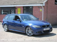 2011 BMW 3 SERIES 320D M SPORT TOURING (£2,165 OF EXTRAS) 5dr £6490.00