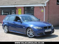 USED 2011 60 BMW 3 SERIES 320D M SPORT TOURING (£2,165 OF EXTRAS) 5dr OVER £2,000 OF EXTRAS + FULL SERVICE HISTORY