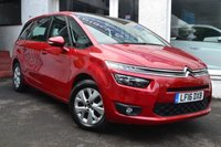 2016 CITROEN C4 GRAND PICASSO 1.6 BLUEHDI VTR PLUS 5d 118 BHP