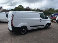 USED 2017 66 FORD TRANSIT CUSTOM 2.0 290 LR swb 104 BHP