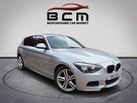 2012 BMW 1 SERIES 2.0 116D M SPORT 5d 114 BHP £8985.00