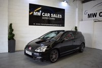 2005 HONDA CIVIC 2.0 TYPE-R 3d 200 BHP £4995.00
