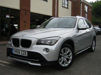 2009 BMW X1 2.0 XDRIVE20D SE 5d 174 BHP £5995.00