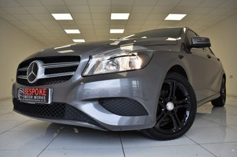 2015 MERCEDES-BENZ A CLASS A180 CDI SPORT EDITION 5 DOOR £13995.00