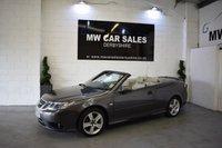 2011 SAAB 9-3 1.9 LINEAR SE TTID 2d 160 BHP £6995.00