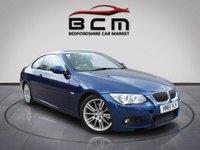 2011 BMW 3 SERIES 3.0 325D M SPORT 2d AUTO 202 BHP £8985.00