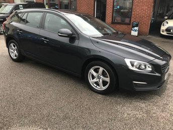 2016 VOLVO V60 2.0 D3 BUSINESS EDITION 5DOOR 148 BHP £9495.00