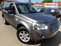 2008 LAND ROVER FREELANDER 2.2 TD4 GS 5d 159 BHP £4790.00