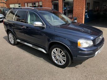 2011 VOLVO XC90 2.4 D5 EXECUTIVE AWD 5DOOR AUTO 200 BHP £14995.00