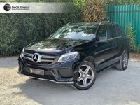 USED 2016 MERCEDES-BENZ GLE-CLASS 2.1 GLE 250 D 4MATIC AMG LINE 5d AUTO 201 BHP