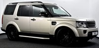 USED 2015 15 LAND ROVER DISCOVERY 4 3.0 SD V6 HSE Luxury (s/s) 5dr Auto [8] Black Pack, Rear DVD's, Camera