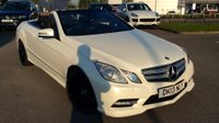 2013 MERCEDES-BENZ E CLASS 1.8 E250 CGI BLUEEFFICIENCY S/S SPORT 2d AUTO 204 BHP £16695.00