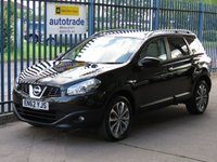 2013 NISSAN QASHQAI+2 1.6 TEKNA IS PLUS 2 5d 117 BHP £11000.00