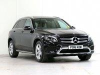2016 MERCEDES-BENZ GLC-CLASS 2.1 GLC 220 D 4MATIC SPORT PREMIUM 5d AUTO 168 BHP £24884.00