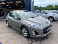 USED 2013 63 PEUGEOT 308 1.4 ACCESS 5d 98 BHP SERVICE HISTORY
