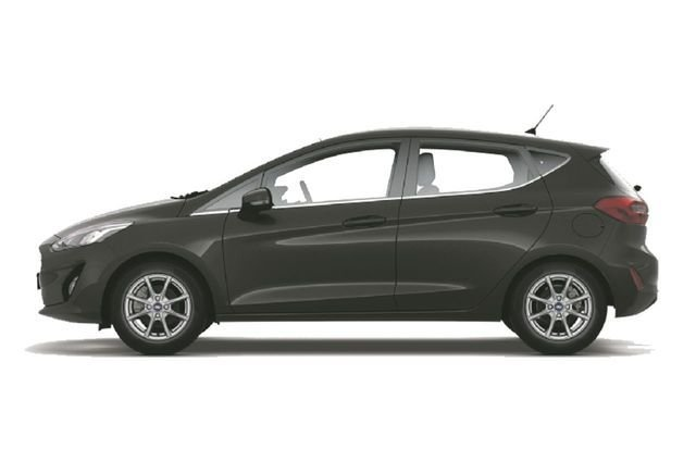 USED 2015 15 FORD FIESTA 1.2 STYLE 5d 59 BHP