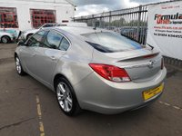 USED 2011 61 VAUXHALL INSIGNIA 1.8 i VVT 16v Exclusiv 5dr SERVICE HISTORY+2 OWNERS