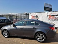 USED 2010 60 VAUXHALL INSIGNIA 1.8 i VVT 16v SRi 5dr 1 OWNER+LOW MILES