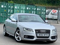 USED 2010 60 AUDI A5 2.0 TDI S line Sportback quattro 5dr TBeltChanged/Leather/Bluetooth