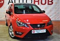 USED 2013 SEAT IBIZA 1.4 TSi CUPRA DSG 3 Door AUTO 180 BHP GLASS ROOF