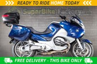 USED 2009 09 BMW R1200RT ALL TYPES OF CREDIT ACCEPTED GOOD & BAD CREDIT ACCEPTED, OVER 700+ BIKES IN STOCK