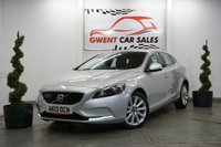 USED 2013 13 VOLVO V40 2.0 D3 SE LUX NAV 5d AUTO 148 BHP GOOD SPEC, CLEAN EXAMPLE, LONG MOT