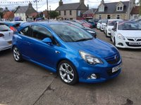 USED 2012 12 VAUXHALL CORSA 1.6 VXR 3d 189 BHP Terrific example with a full service history