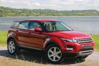 2015 LAND ROVER RANGE ROVER EVOQUE 2.2 ED4 PURE 5d 150 BHP £18990.00