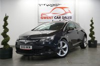 USED 2016 16 VAUXHALL ASTRA 1.6 GTC SRI CDTI S/S 3d 134 BHP ECONOMICAL, GOOD EXAMPLE, GOOD SPEC