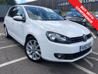 USED 2012 62 VOLKSWAGEN GOLF 1.4 GT TSI DSG 5d AUTO 160 BHP AUTOMATIC + FULL SERVICE HISTORY