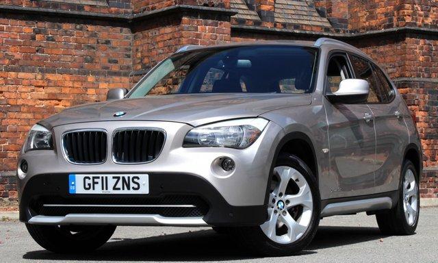 2011 11 BMW X1 2.0 XDRIVE20D SE 5d 174 BHP [ SATNAV ] 4X4