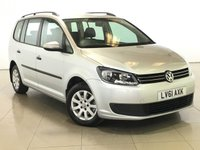 USED 2011 61 VOLKSWAGEN TOURAN 1.6 S TDI 5d 106 BHP ALLOYS | AIR CON | 7 SEATER |