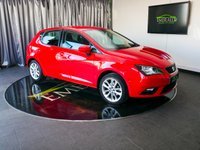 USED 2015 15 SEAT IBIZA 1.4 TOCA 5d 85 BHP HATCHBACK