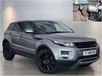 USED 2014 14 LAND ROVER RANGE ROVER EVOQUE SD4 PURE TECH [PAN][PWR BOOT][NAV]