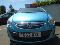 USED 2012 62 VAUXHALL CORSA 1.0 S ECOFLEX 5d 64 BHP GUARANTEED TO BEAT ANY 'WE BUY ANY CAR' VALUATION ON YOUR PART EXCHANGE