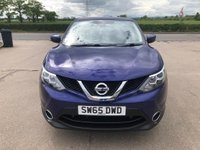 USED 2015 65 NISSAN QASHQAI 1.5 DCI ACENTA SMART VISION 5d 108 BHP