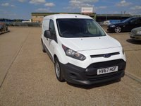 2017 FORD TRANSIT CONNECT 1.5 210 P/V 1d 74 BHP £9950.00