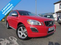 USED 2011 61 VOLVO XC60 D5 [205] R DESIGN 5dr AWD Geartronic 12 mths MOT - 6 mths Warranty - Only 2 owners - 2 keys