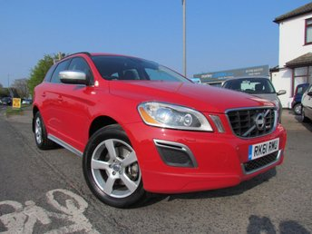 2011 VOLVO XC60 D5 [205] R DESIGN 5dr AWD Geartronic £9995.00