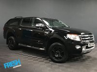 USED 2016 65 FORD RANGER 2.2 LIMITED 4X4 DCB TDCI  * 0% Deposit Finance Available