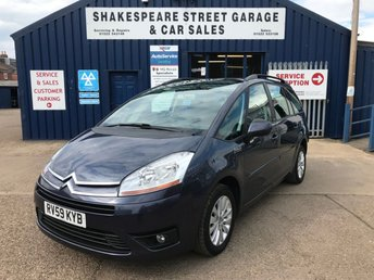 2009 CITROEN C4 GRAND PICASSO 1.6 VTR PLUS HDI 5d 107 BHP £3995.00