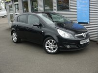 USED 2010 60 VAUXHALL CORSA 1.2 SXI A/C 5d